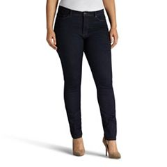 Plus Size Lee Rebound Slim Fit Skinny Jeans