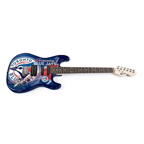 Woodrow Toronto Blue Jays NorthEnder Series II Electric Guitar
