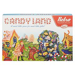 Retro Series Candy Land 1967 Edition Game by Hasbro
