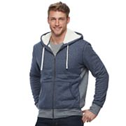 Men's SONOMA Goods for Life™ Classic-Fit Supersoft Fleece Hoodie