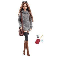 Barbie® #TheBarbieLook Sweater Dress Barbie Doll