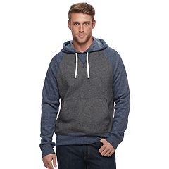Men's SONOMA Goods for Life™ Classic-Fit Fleece Hoodie