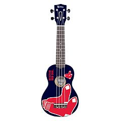 Woodrow Boston Red Sox Ukulele