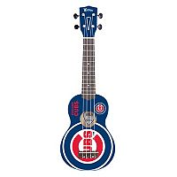 Woodrow Chicago Cubs Ukulele