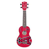 Woodrow Los Angeles Angels of Anaheim Ukulele