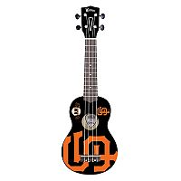 Woodrow San Francisco Giants Ukulele