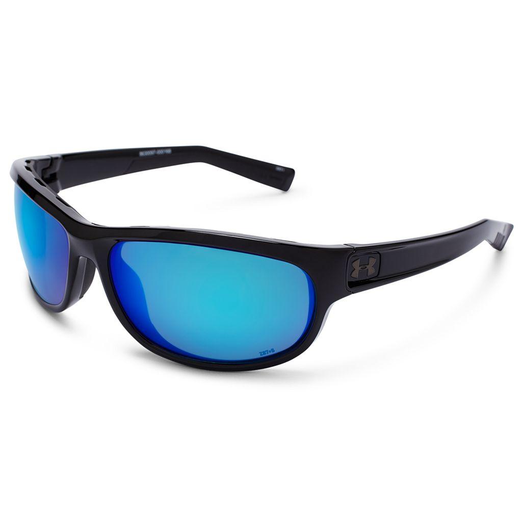 Men's Under Armour Capture Storm Polarized Sunglasses