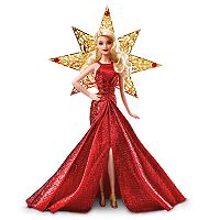 2017 Holiday Barbie Doll