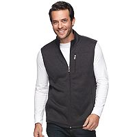 Men's Croft & Barrow® Classic-Fit Outdoor Fleece Vest