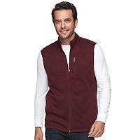 Men's Croft & Barrow® Classic-Fit Outdoor Fleece Vest