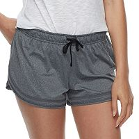 Junior's SO® Overlap Mesh Shortie