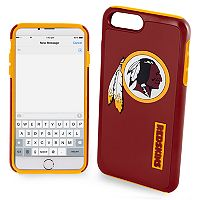 Forever Collectibles Washington Redskins iPhone 6/6 Plus Dual Hybrid Cell Phone Case