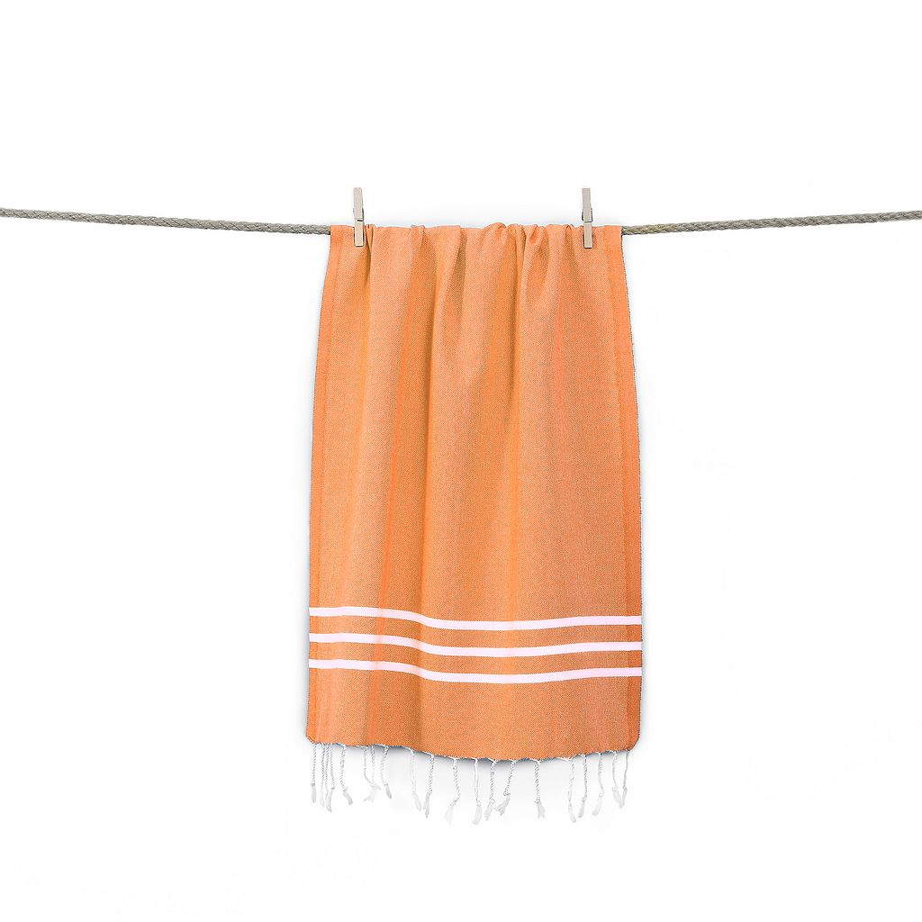 Linum Home Textiles Alara Pestemal Beach Towel