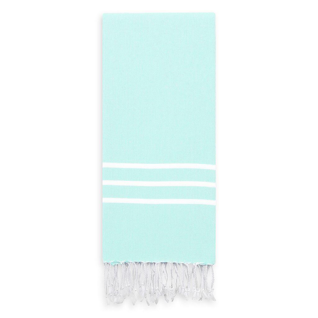 Linum Home Textiles Alara Pestemal Beach Towel
