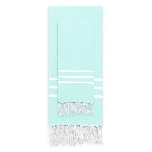 Linum Home Textiles Alara Pestemal Beach Towel Set