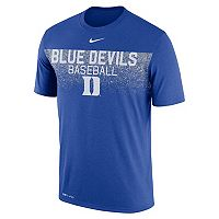Men's Nike Duke Blue Devils Legend Team Issue Tee