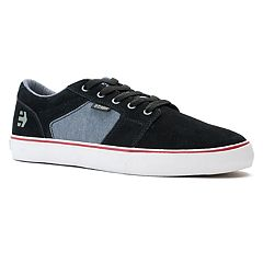 Etnies Barge LS Suede Men's Skate Shoes