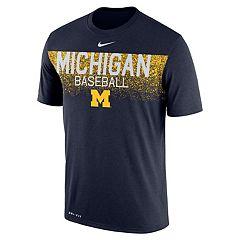 Men's Nike Michigan Wolverines Legend Team Issue Tee
