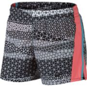 Girls 7-16 Nike Dri-FIT Printed Running Shorts