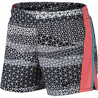 Girls 7-16 Nike Dri-FIT Printed Running Shorts