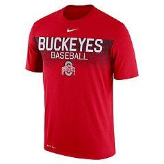 Men's Nike Ohio State Buckeyes Legend Team Issue Tee