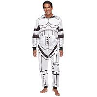 Men's Star Wars Stormtrooper Microfleece Union Suit