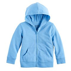 Toddler Boy Jumping Beans® Basic Zip Hoodie