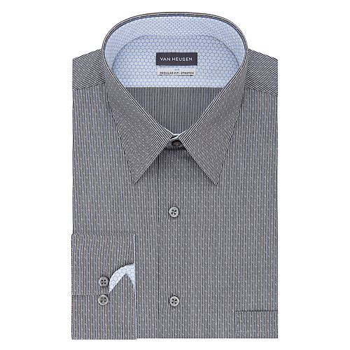 Men's Van Heusen Air Regular-Fit Dress Shirt
