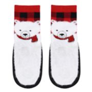 Baby / Toddler Boy Jumping Beans® Polar Bear Slipper Socks