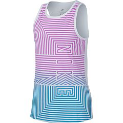 Girls 7-16 Nike Solid Back Tank Top