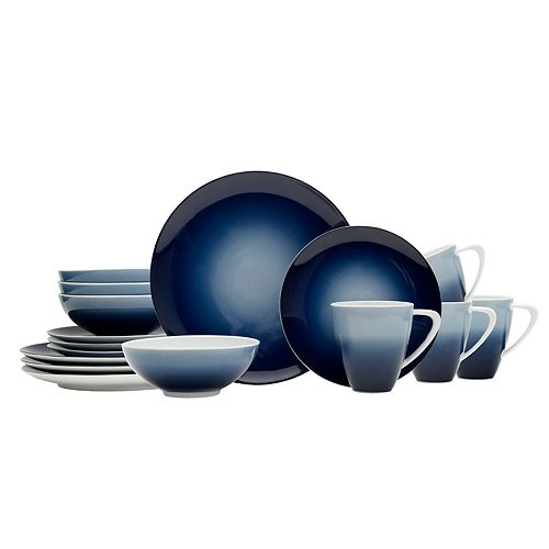Mikasa Naya Blue 16-pc. Dinnerware Set