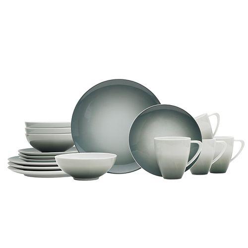 Mikasa Naya Gray 16-pc. Dinnerware Set