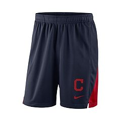 Men's Nike Cleveland Indians Dri-FIT Franchise Shorts