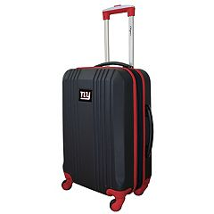 New York Giants 21-Inch Wheeled Carry-On Luggage