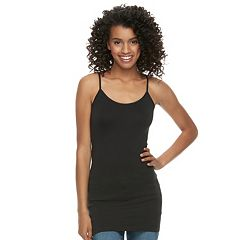 Juniors' SO® Seamless Cami