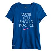 Girls 7-16 Nike 'Maybe You Should Practice' Graphic Tee