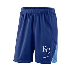Men's Nike Kansas City Royals Dri-FIT Franchise Shorts