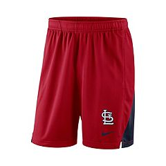 Men's Nike St. Louis Cardinals Dri-FIT Franchise Shorts
