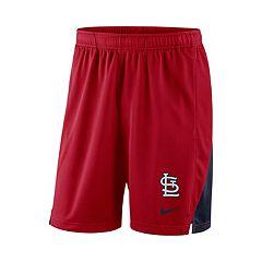 Men's Nike St. Louis Cardinals Dri-FIT Franchise Shorts