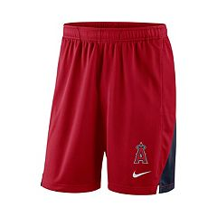 Men's Nike Los Angeles Angels of Anaheim Dri-FIT Franchise Shorts