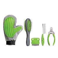 Protocol 6-in-1 Pet Grooming Kit