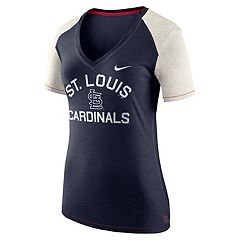 Women's Nike St. Louis Cardinals Fan Top Tee