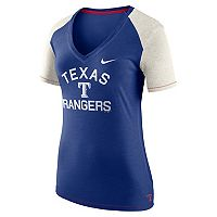 Women's Nike Texas Rangers Fan Top Tee