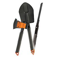 Protocol Shovel Plus 4-in-1 Emergency Multi Tool