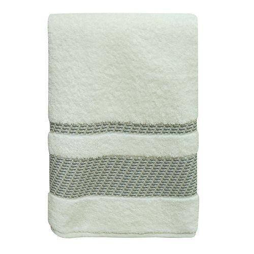 Bacova Peyton Bath Towel