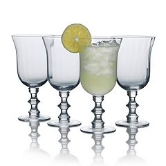 Mikasa Bordeaux 4-pc. Iced Beverage Glass Set