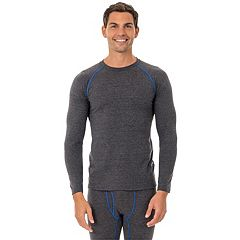 Men's Fruit of the Loom Signature Breathable Performance L1 Thermal Base Layer Tee