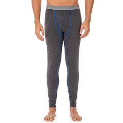 Men's Fruit of the Loom Signature Breathable Performance L1 Thermal Base Layer Pants