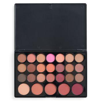 BH Cosmetics Blushed Neutrals 26-pc. Eyeshadow & Blush Palette