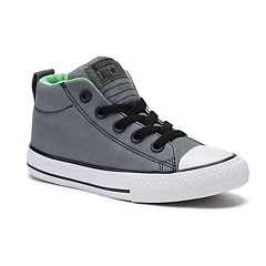 Boys' Converse Chuck Taylor All Star Street Mid Sneakers